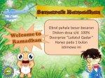 Semarak Ramadhan 5